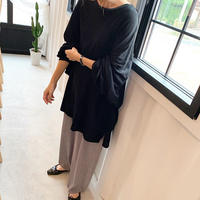oversize long t-shirt [TOP19SS0076]