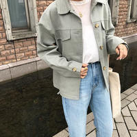 short work jacket (2color)