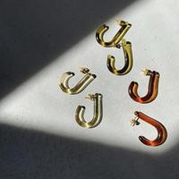 hook glass pierce (3color) [ACC20SS324]