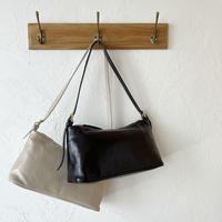 Rectangle bag (2color)[BAG21SS709]