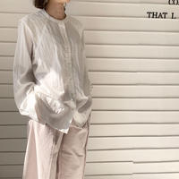 dress tuck blouse[TOP21SS648]