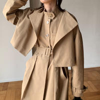 2way trench coat[OU21SS764]