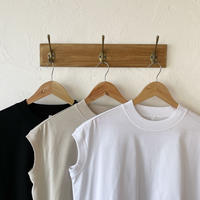 [japan made] french sleeve t-shirt (3color)[TOP21SS664]