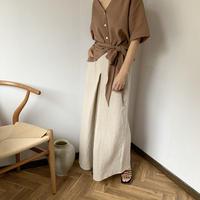 skirt design pants (2color)