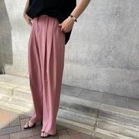 center press slacks  pants (3color)[BT21SS699]