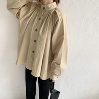 flare gather browse  [TOP19AW0138]