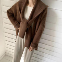 オンライン限定 foodmuffler set cardigan [TOP19AW0109]