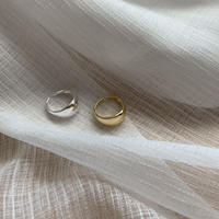 [silver925]volume ring  (2color)  [ACC19AW0197]