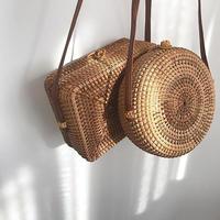 rattan bag (2type)