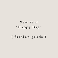 New year Happy bag -fashion  goods-