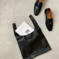 real leather marché bag [BAG20AW483]