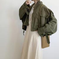 military jacket [OU20SS315]