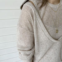 inner set pullover (3color)[TOP21SS616]