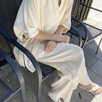 hem design relax pants (2color)[BT21SS752]
