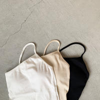 one shoulder camisole(3color)[TOP21SS737]