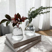 RECYCLE GLASS flower base (2type)