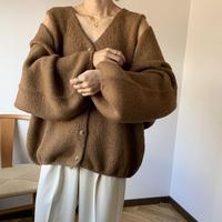 alpaca mix ensemble knit (2color)[TOP20AW491]