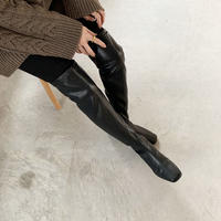 stylish long boots (2type)  [SHO20AW225]