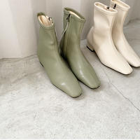 spring ankle boots (2color)[SHO20AW218]