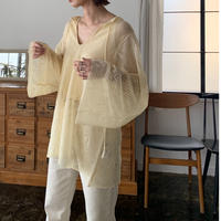 lace tassel knit (3color) [21SS-FL-06]