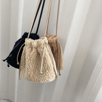 poodle bag (3color) [ACC19AW0098]