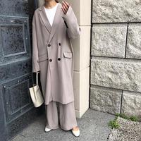 over long double jacket