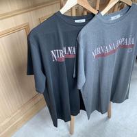 Nirvana Rock T-shirt (2color)[TOP20SS438]