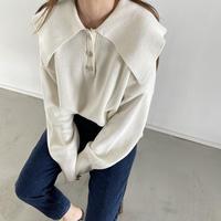[original] big color henry knit (2color)[FL2124]