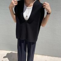 cafutan knit vest[TOP21SS702]