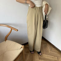 straight chino pants[BT20SS422]