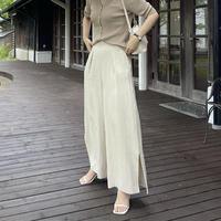 linen wide pants (3color)[BT21SS707]