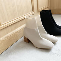knit socks boots (2color)[TOP20AW499]