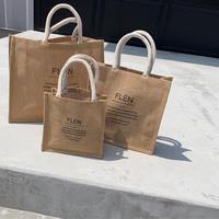 original jute bag (L)