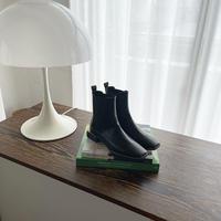 side goa heel boots