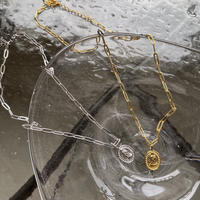 coin necklace (2color)