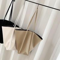 fake leather taught bag (3color)  [BAG19AW0071]
