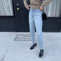 tapered denim pants  (3color) [BT20AW508]