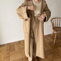 [original] handmade reversiblecoat (2color)
