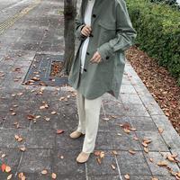 oversize military jacket  [OU19AW0125]