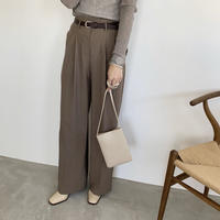wide high-waist pants (3color)[BT20SS328]