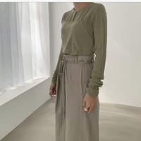 layered ensemble knit (3color) [TOP20AW517]