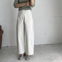 volume line pants[BT21SS649]