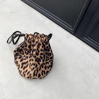 leopard purse bag  [BAG19AW0130]