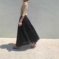 flare skirt (3color)[BT21SS741]