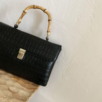 bamboo square bag [BAG19AW0167]