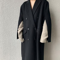 sleeve design handmade coat[OU20AW546]