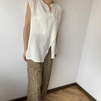 transformation  nosleeve tops [TOP20SS431]