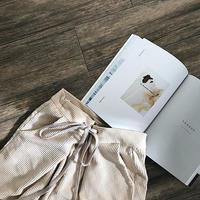 tack design corduroy pants