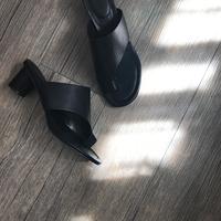 sumring heel sandal