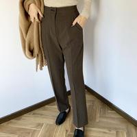 centerpress check pants [BT19AW0169]